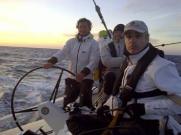 На Giraglia Rolex Cup в команде профессионалов