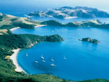 Аренда яхт в Новой Зеландии