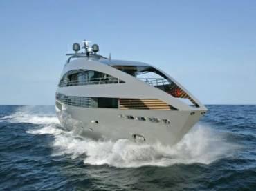 Ocean Sapphire — удивительная яхта