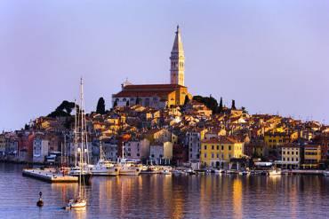Путешествие под парусом в Хорватии