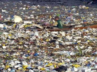 Мусор в океане. «Пластиковое» загрязнение
