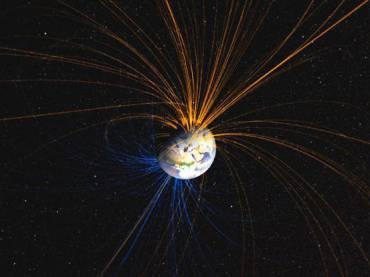 Магнитное поле Земли меняется очень быстро