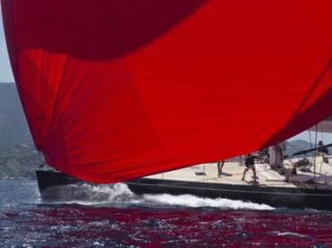 Большие спортивные яхты для гонок