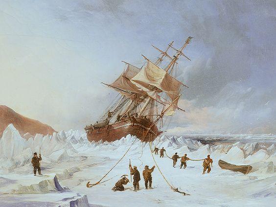Найден корабль знаменитой пропавшей экспедиции Джона Франклина