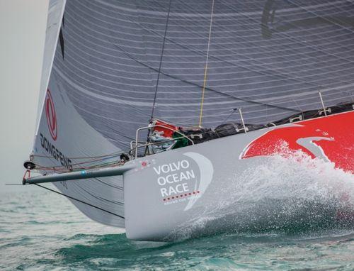 Новости с эпической кругосветки Volvo Ocean Race