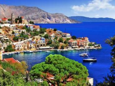 Под парусом по островам Греции