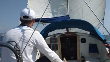 Практический экзамен Bareboat Skipper IYT